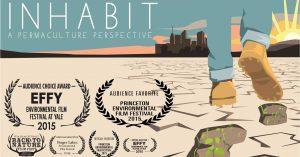 de poster van de film Inhabit