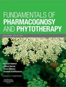 Fundamentals of pharmacognosy and phytotherapy - food forest institute - foodforest - voedselbos - permacultuur - agroforestry