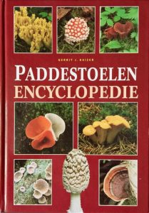Paddenstoelen encyclopedie