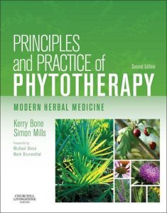 Principles and practice of phytotherapy - food forest institute - foodforest - voedselbos - permacultuur - agroforestry